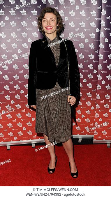 various celebrities and cast seen at Alleycats World Premier Featuring: Camilla Rutherford Where: London, United Kingdom When: 23 Jun 2016 Credit: Tim...