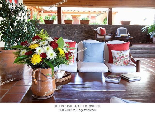 san bernardo hotel&spa in Jalisco