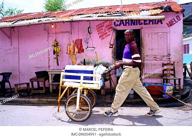 Dominican republic, Cabarete, shops