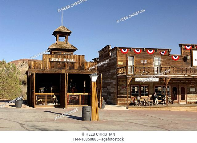 10850885, Usa, Calico, California, Ghost Town, Woo