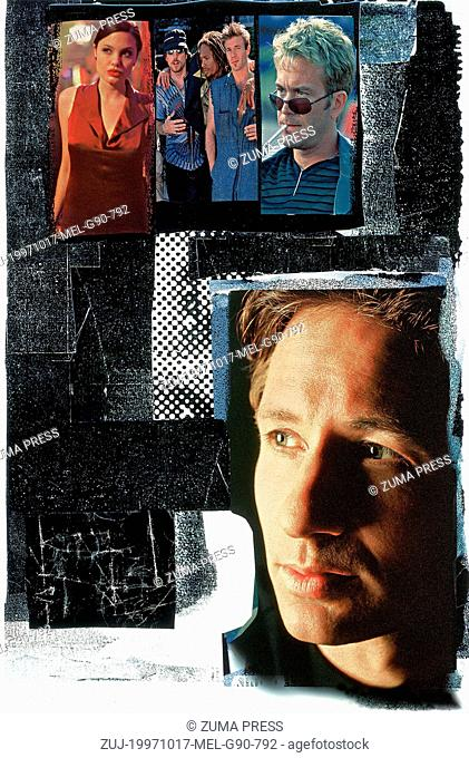 Oct 17, 1997; Los Angeles, CA, USA; Poster art for the thrilling crime drama 'Playing God' directed by Andy Wilson. (Credit Image: © Courtesy of Touchstone...