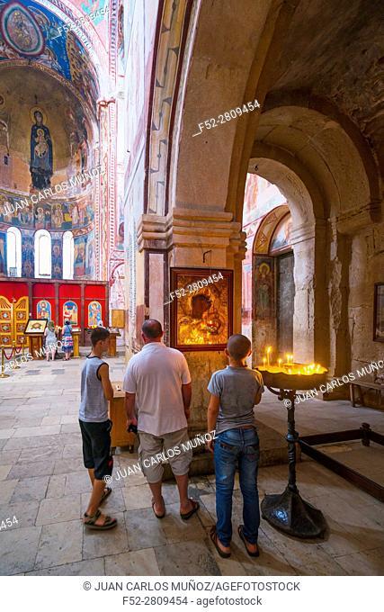 Gelati Monastery, Imereti Region, Georgia, Middle East