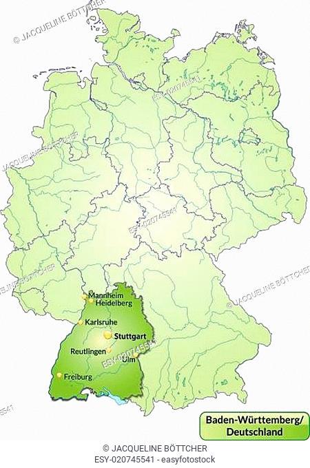 Staumelder Baden