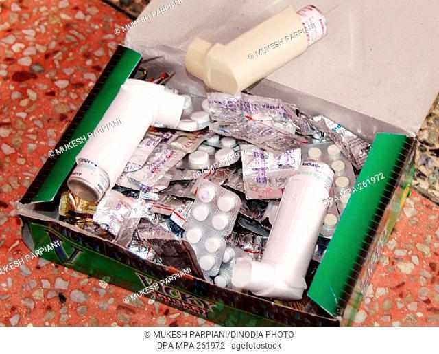 medicines, bhopal disaster, madhya pradesh, India, Asia