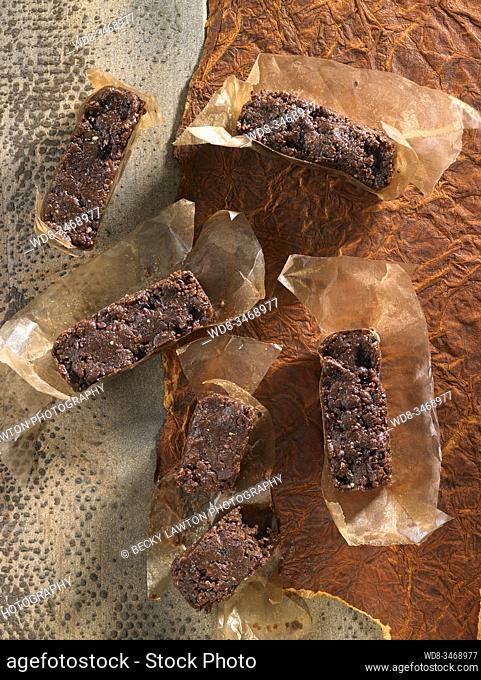 Brownie de semillas / seed brownie
