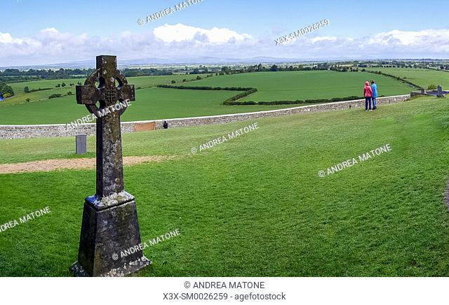 St. Patrickâ. . s Rock. The Rock of Cashel, Cashel, Ireland, Europe