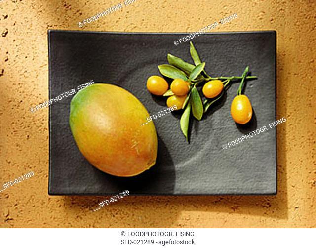 Mango & Kumquats