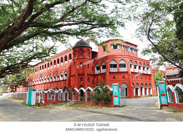 The Chittagong Railway Telecom Building, CRB, is a prominent architectural work of the British Period It was the head quarter of Assam Bengal Railway It was...