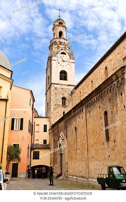 Cathedral of San Siro, Sanremo, Italy