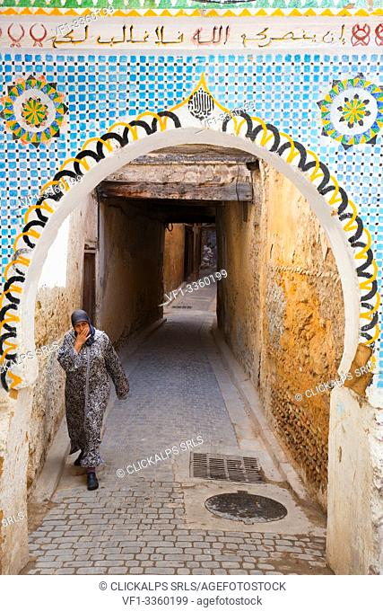North Africa, Morocco, Chefchaouen district