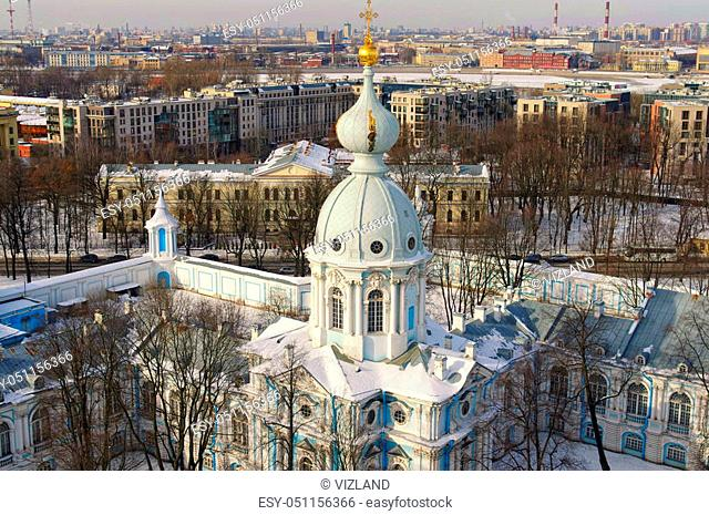 St. Petersburg is a city of Russia, the center of culture of architecture and art, located on the islands of the Neva delta