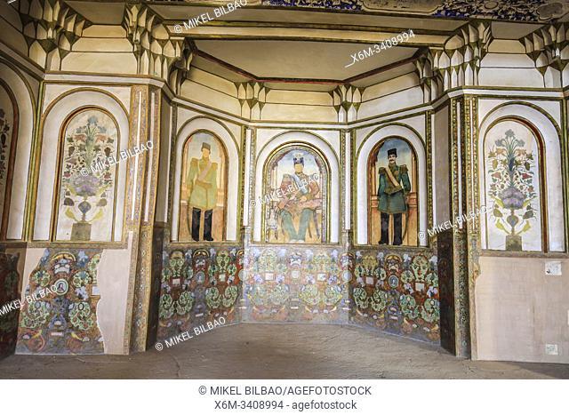 Boroujerdi Historical House (Khan-e Boroujerdi). Kashan. Iran, Asia