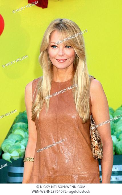 """""""""""""""Sausage Party"""""""" Premiere at the Village Theater on August 9, 2016 in Westwood, CA Featuring: Charlotte Ross Where: Westwood, California"""