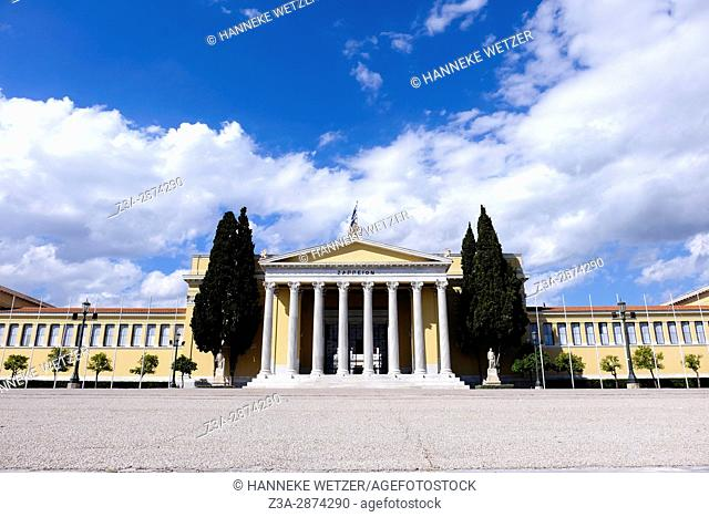 The Zappeion, the Greek Parliament in Athens, Greece