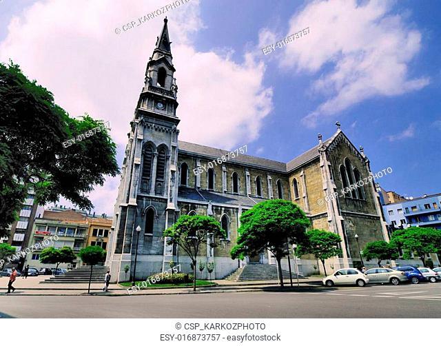 St. Thomas Church, Aviles, Spain