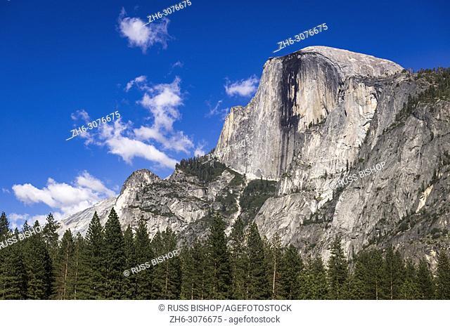 Half Dome, Yosemite National Park, California USA