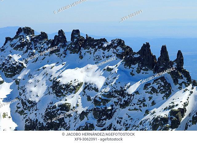 Gredos mountains. Avila province. Castilla y León. Spain