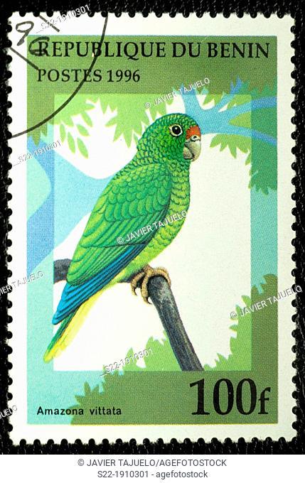 Stamp, Republic of Benin
