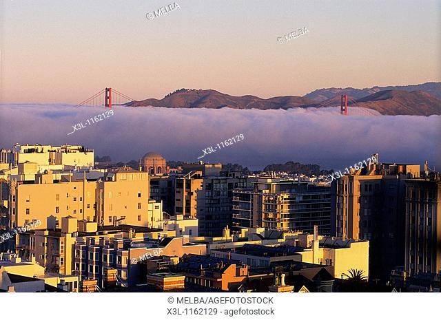 Golden Gate Bridge San Francisco California United States