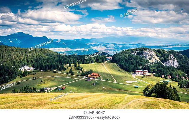 Resort Malinno Brdo, Slovakia
