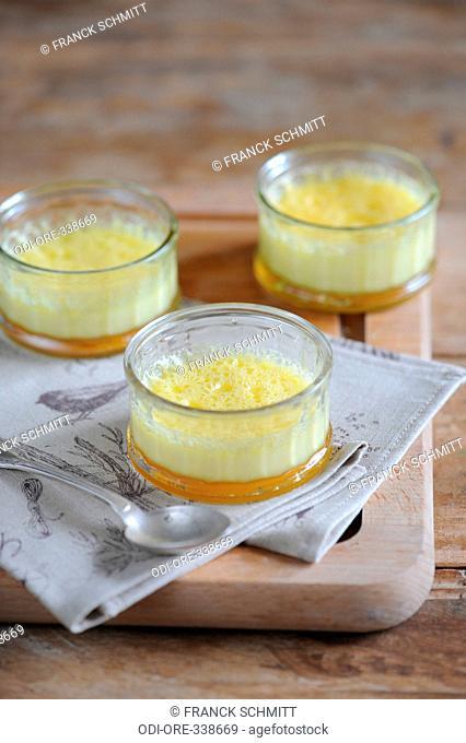 Salted butter fudge cream
