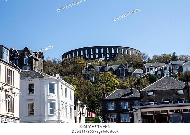 Mccaig's tower, oban argyll scotland