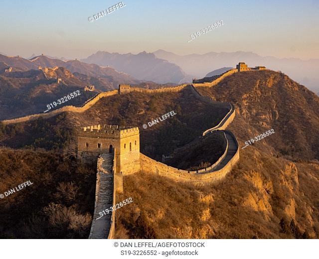 China Great Wall Jinshanling