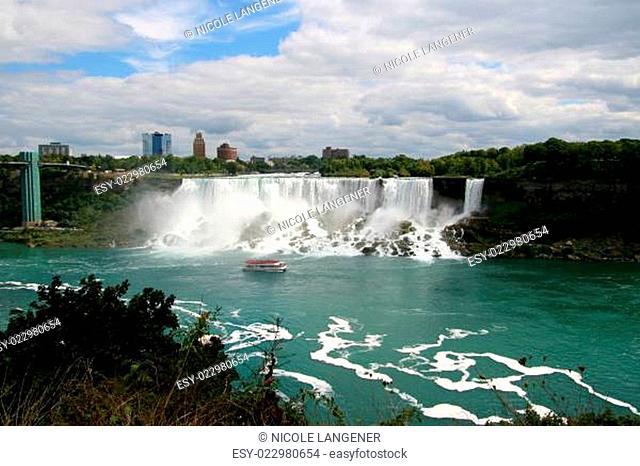 Niagarafaelle USA