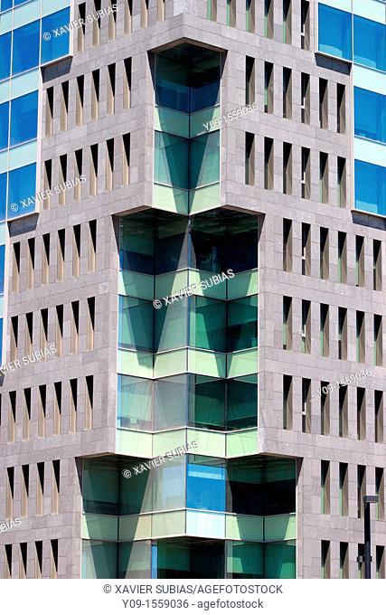 Copisa Building, L'Hospitalet de Llobregat, Barcelonés, Barcelona, Spain