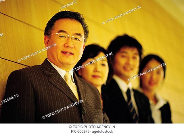 Business People,Korean