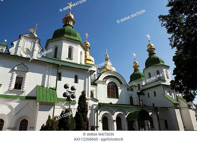 St. Sophia's Cathedral; Kiev, Ukraine