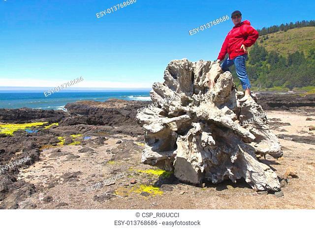 Visiting Cape Perpetua, Oregon coast