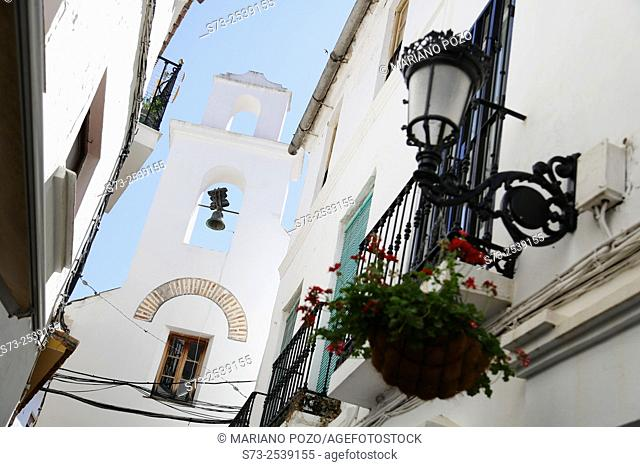 Chapel and former hospital, San Juan de Dios, Marbella, Costa del Sol, Andalusia, Spain