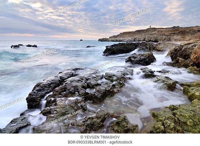black sea coast near sevastopol