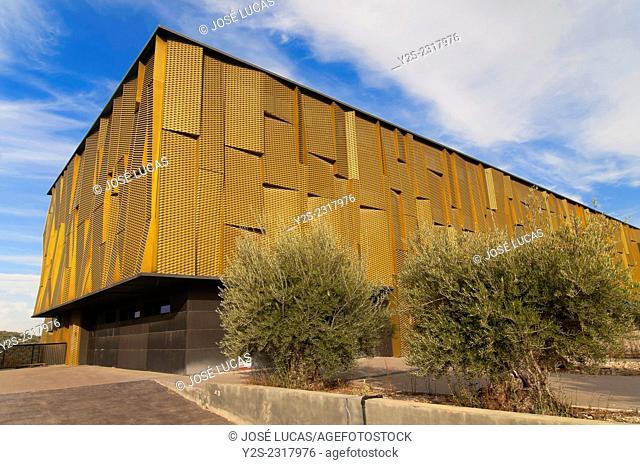 TERRA OLEUM, Olive oil museum, Mengibar, Jaen province, Region of Andalusia, Spain, Europe