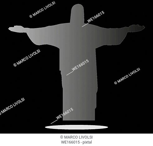 icon of Christ rio de janeiro