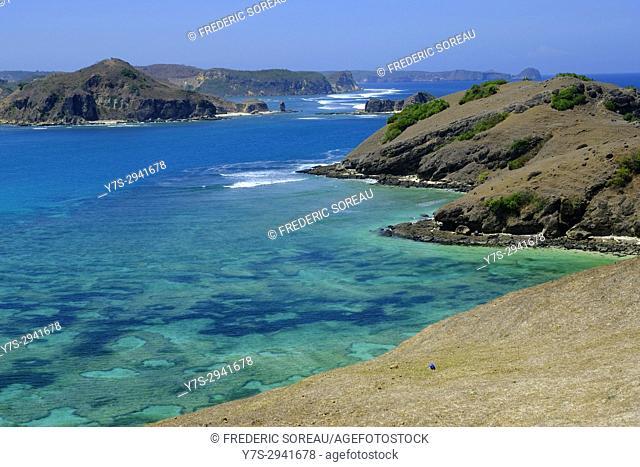 Lombok island,Indonesia,Southeast Asia
