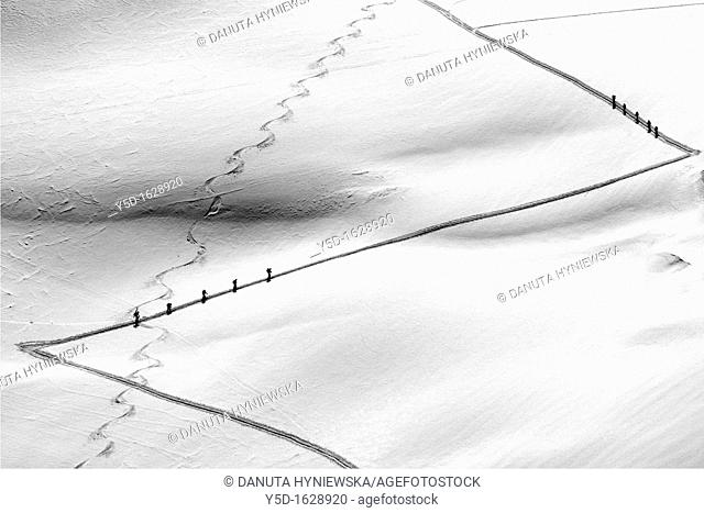 Jungfraujoch, Top of Europe, Swiss Alps