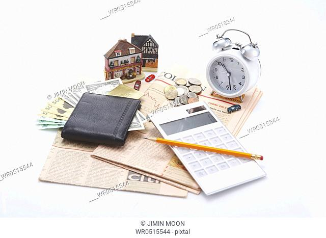 financial theme and economy