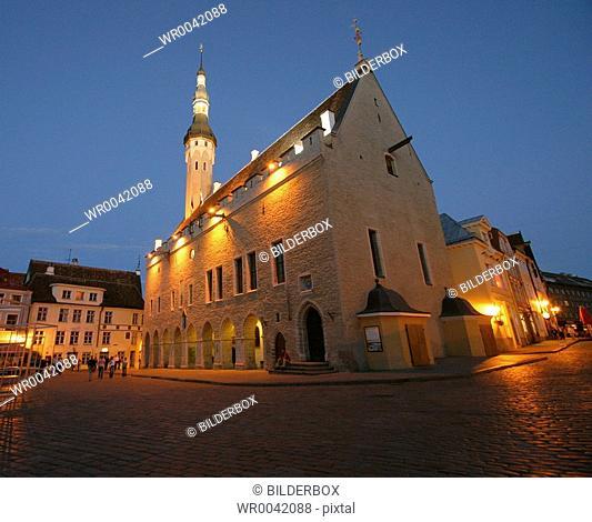 Estonia - Tallinn - Citihall