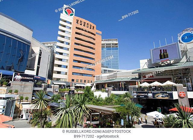 Plaza Las Condes Shopping Mall, Santiago, Chile