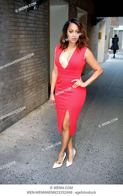 Cosmopolitan's 'Cosmo 100' luncheon held at Michael's restaurant in Midtown Featuring: Lala Anthony Where: New York, New York
