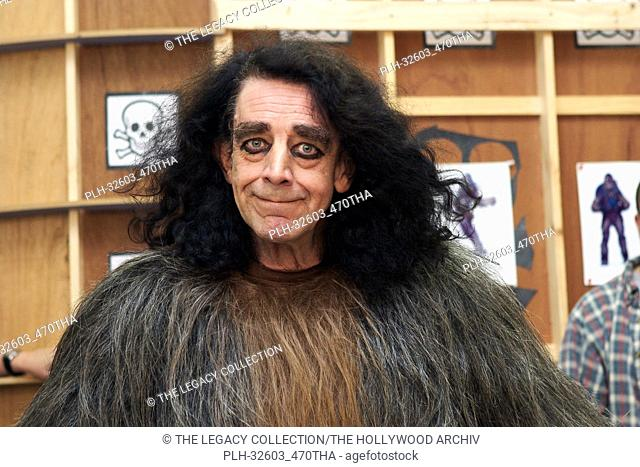 "Peter Mayhew in costume as Chewbacca in """"Star Wars Episode III: Revenge of the Sith"""" (2005)"