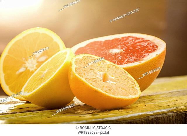 Citrus Fruits, Germany