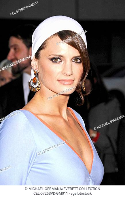 Stana Katic at arrivals for FEAST OF LOVE L.A. Premiere, Academy of Motion Picture Arts & Science AMPAS, Los Angeles, CA, September 25, 2007