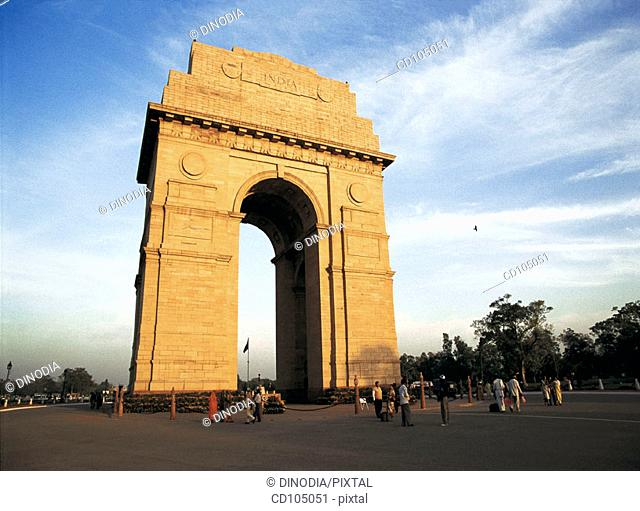 India Gate. New Delhi. India