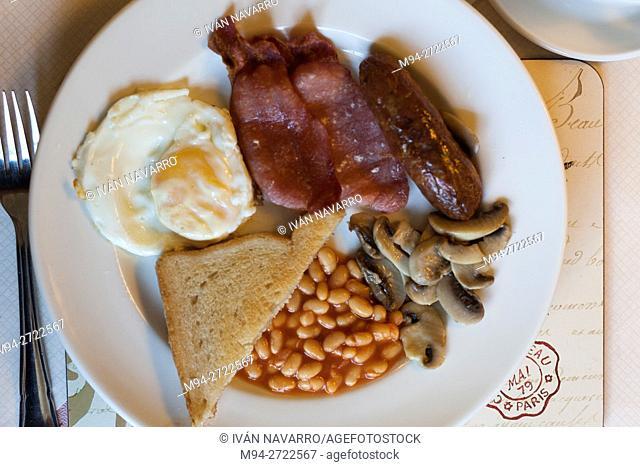English Breakfast