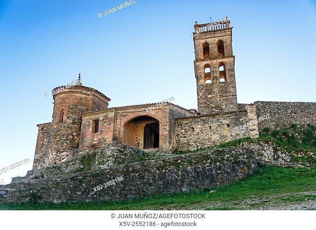 Mosque Almonaster la Real. Huelva. Andalusia. Spain