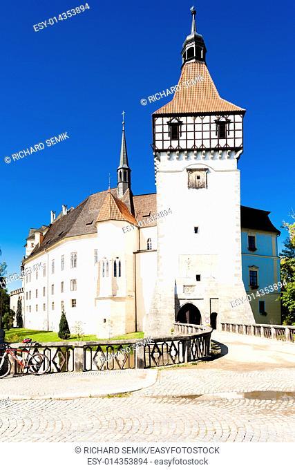 palace Blatna, Czech Republic