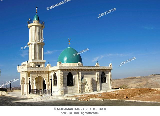 Fatima Al Zahraa Mosque in south Lebanon
